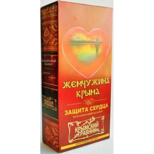 Бальзам Защита Сердца 0,25л Крымский Травник