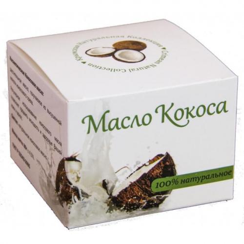 Кокосовое Масло 80гр КНК