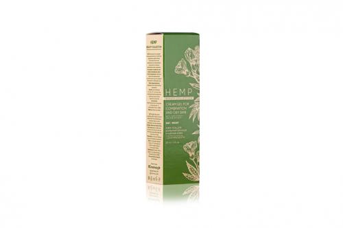 Крем-гель для комбинированной и жирной кожи НЕМР с экстрактом конопли и азелаиновой кислотой