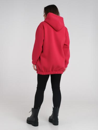 Джемпер женский красный