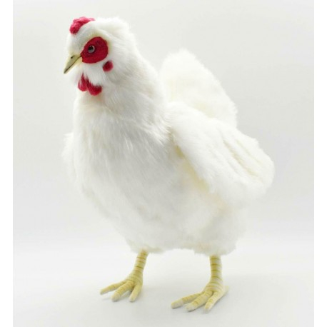 4172 Курица белая, 35 см