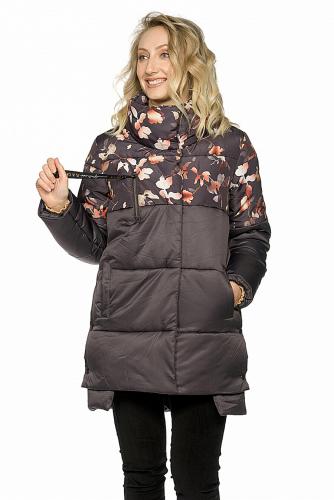 Куртка #231089Бежевый
