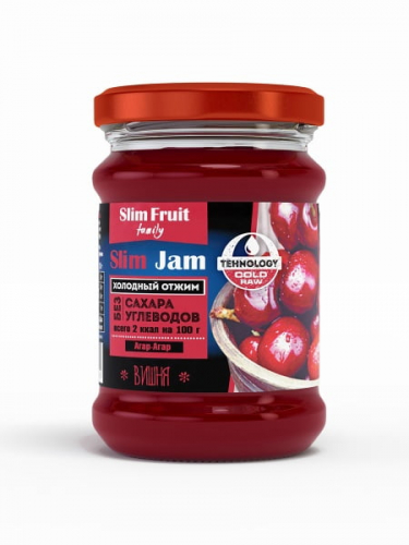 Slim Fruit. Низкокалорийный Джем