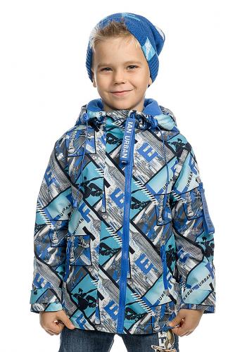 Куртка #174408Синий