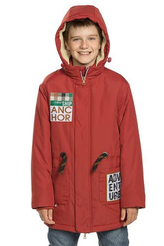 Куртка #146092Терракотовый
