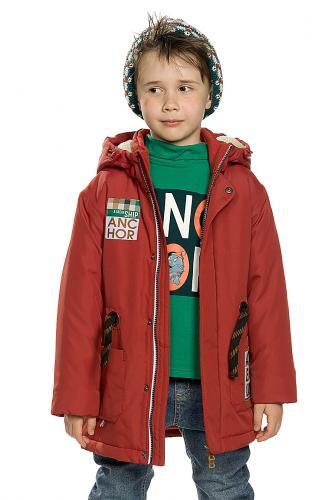 Куртка #146089Терракотовый