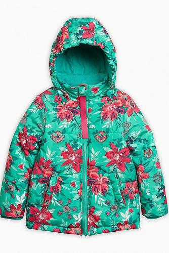 Куртка #116943Изумрудный