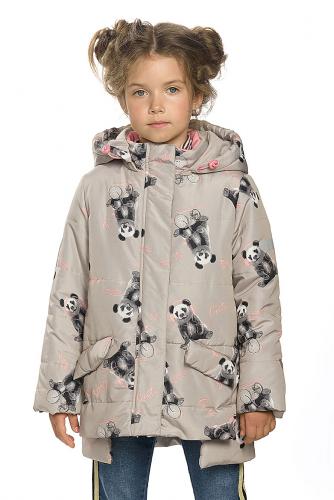 Куртка #146285Серый