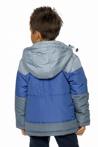 Куртка #233375Синий