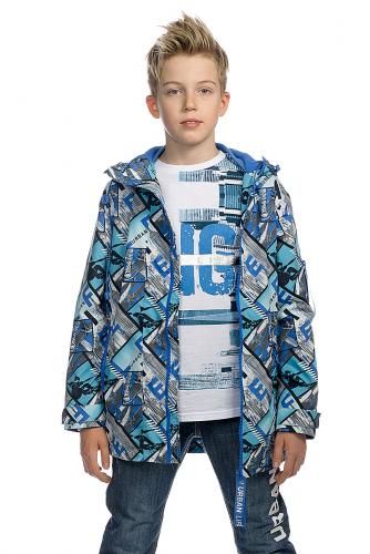 Куртка #174414Синий