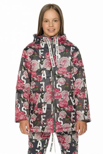 Куртка #233171Серый