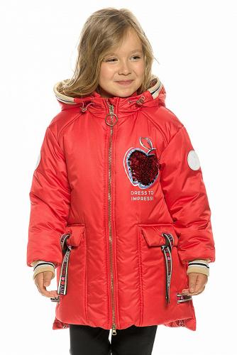 Куртка #233168Красный