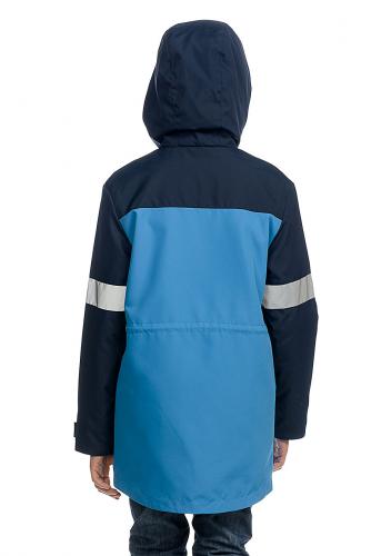 Куртка #174413Синий