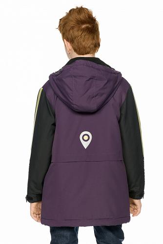 Куртка #233332Коричневый