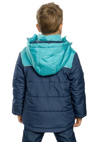 Куртка #146109Темно-синий