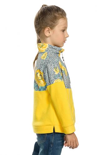 Куртка #145727Желтый