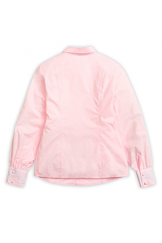 Блузка #220125Розовый