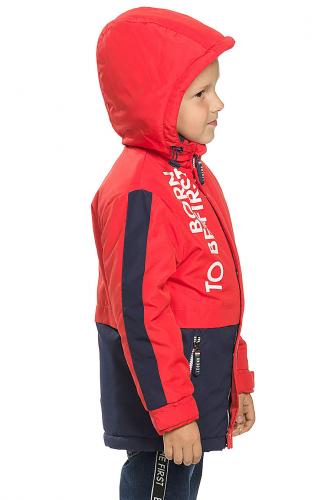 Куртка #146126Красный
