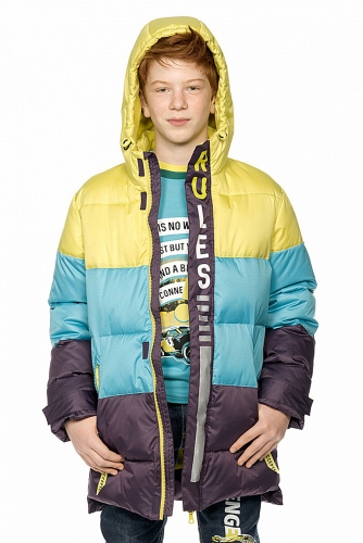 Куртка #254003Оливковый