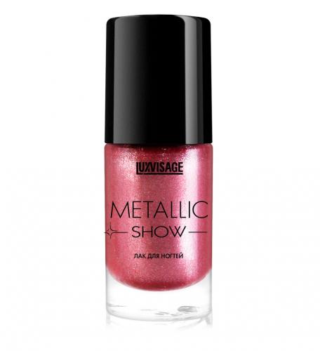 Lux visage\Лак для ногтей  Metallic Show  №306