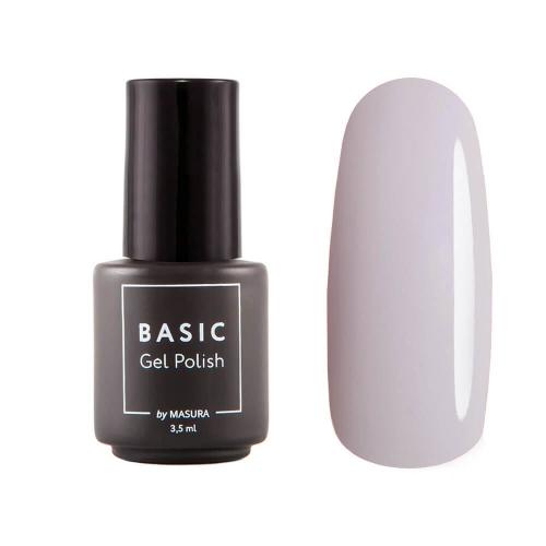 Гель-лак BASIC Белое или Розовое?, 3,5 мл