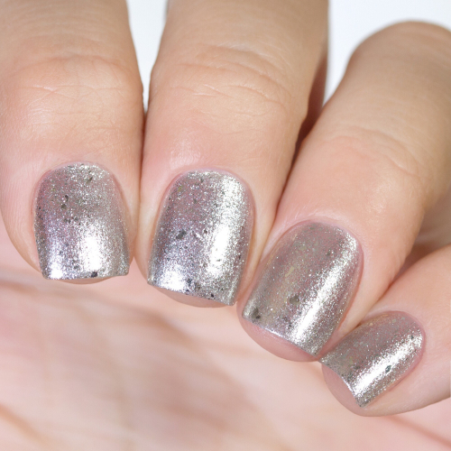 Лак для ногтей Металлическая Мышка, 3,5 мл