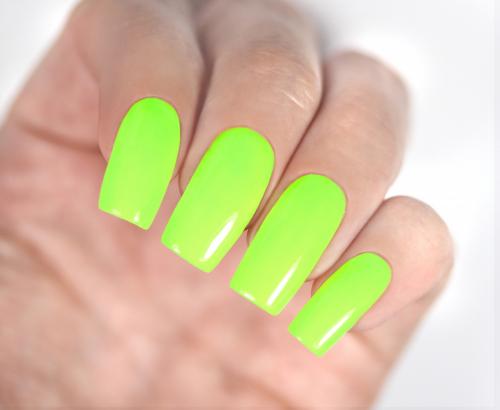 Лак для ногтей Зеленая Мамба, 3,5 мл
