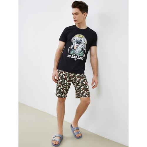 Комплект футболка и шорты мужские, Mark Formelle