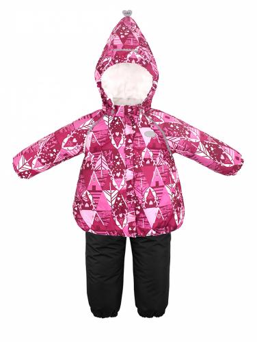Комплект детский (куртка+полукомбинезон)