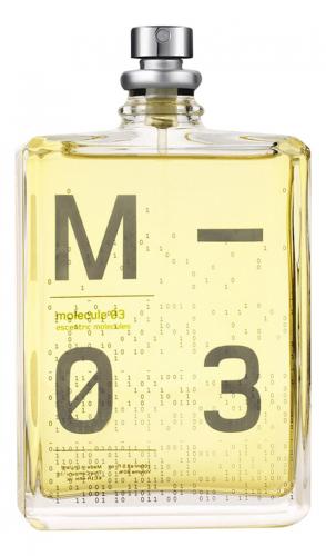 Escentric Molecol. Escentric 03 unisex жен тв30мл0258