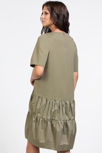 Платье #231734Хаки
