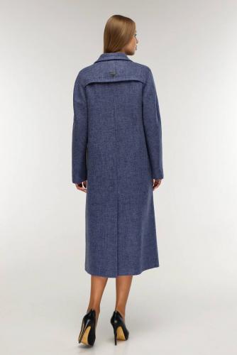 Пальто В-1194 Шерсть пальтовая W7-18162 Тон 11 (44)