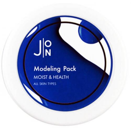 [J:ON] Альгинатная маска УВЛАЖНЕНИЕ И ЗДОРОВЬЕ MOIST & HEALTH MODELING PACK 18 g