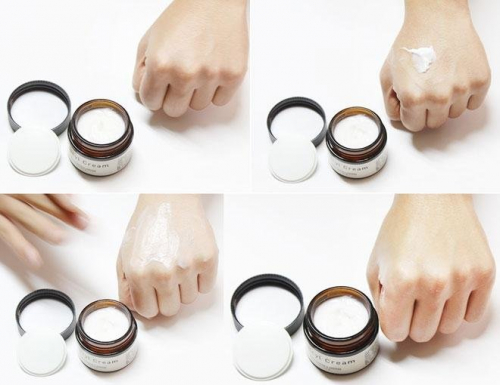 Пилинг-крем для лица на основе салициловой кислоты ELIZAVECCA Milky-wear Salicyl Cream Face Control System 50 ml