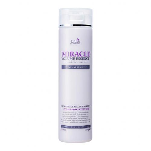 Эссенция для фиксации и объема волос Lador Miracle Volume Essence 250 g