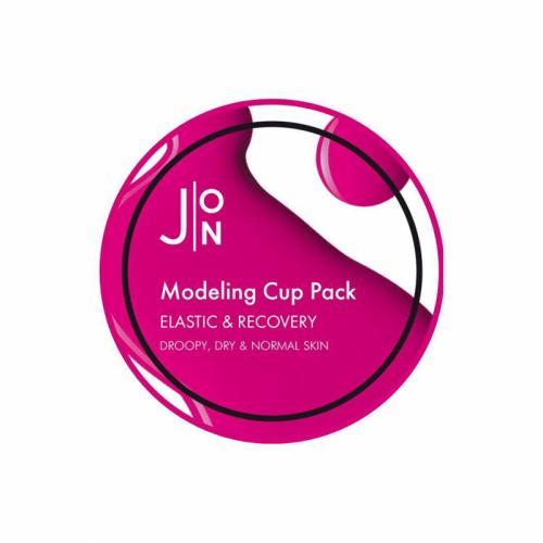 [J:ON] Альгинатная маска ЭЛАСТИЧНОСТЬ И ВОССТАНОВЛЕНИЕ ELASTIC & RECOVERY MODELING PACK 18g