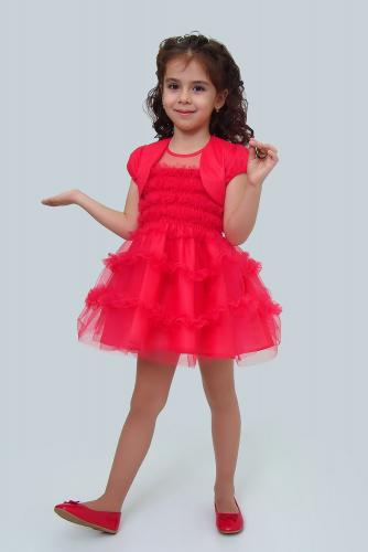 Платье детское и болеро