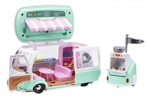 5  шт. доступно/BT21 Микроавтобус для кемпинга
