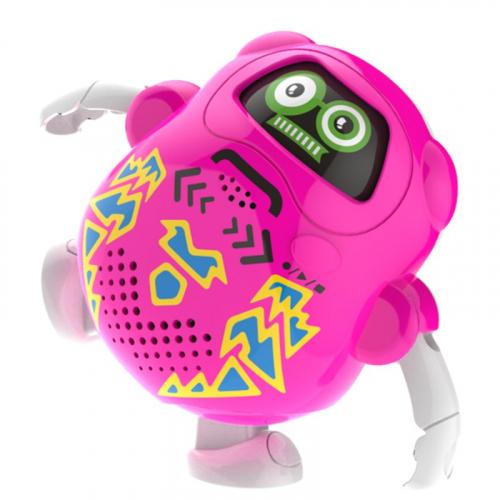 1  шт. доступно/Робот Токибот розовый