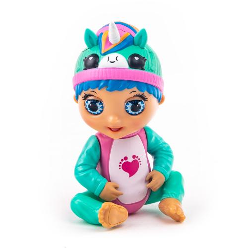 2  шт. доступно/Интерактивная игрушка Tiny Toes, Единорожек