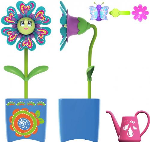 5  шт. доступно/Волшебный цветок с заколкой для волос и волшебным жучком