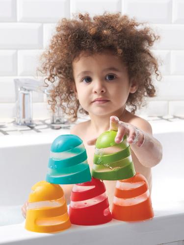 1  шт. доступно/(577) Набор игрушек стаканчиков для ванны