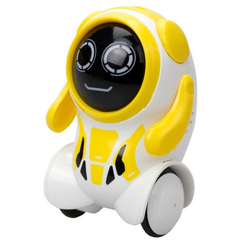 1  шт. доступно/Робот Покибот желтый круглый