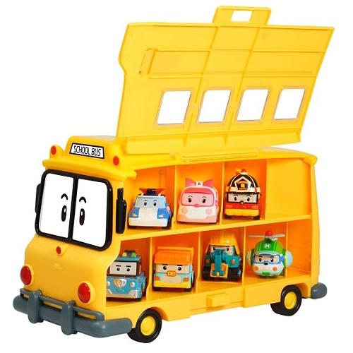 1  шт. доступно/Кейс для хранения машинок Скулби (вместимость 14 машинок)