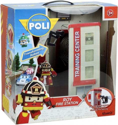 6  шт. доступно/Пожарная станция с фигуркой Рой