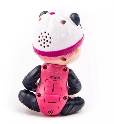 2  шт. доступно/Интерактивная игрушка Tiny Toes, Пандочка