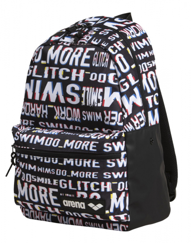 Рюкзак TEAM BACKPACK 30 ALLOVER neon glitch (20-21)