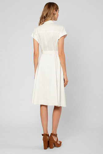 Платье #264199Молочный