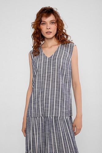 Блуза #222755Vультиколор