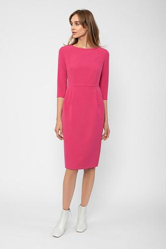 Платье #223206Малиновый